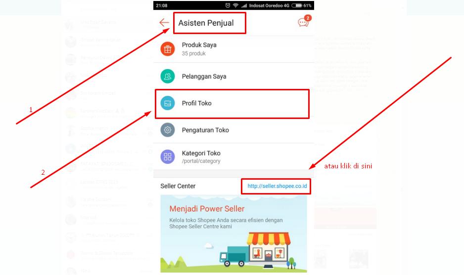 Cara Ganti Username Shopee Dan Nama Toko Biar Pro Jasa Sosial Media