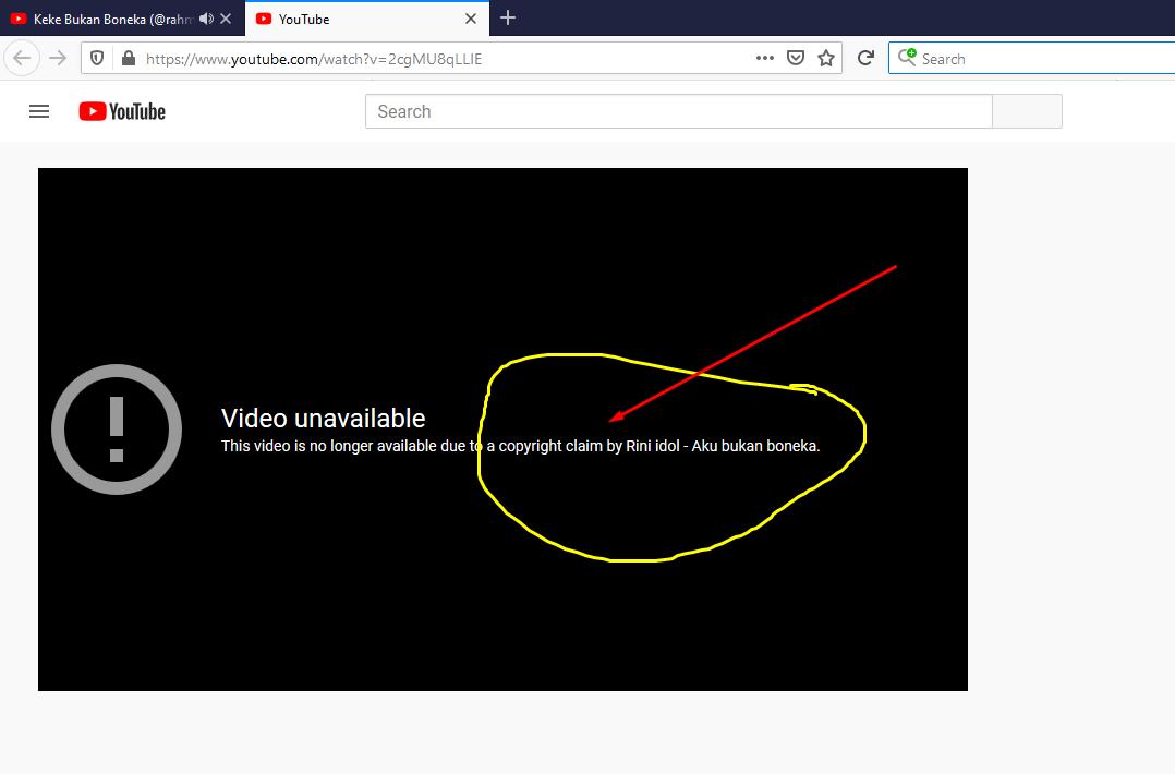 Larangan reupload video youtube dan algoritma terbaru