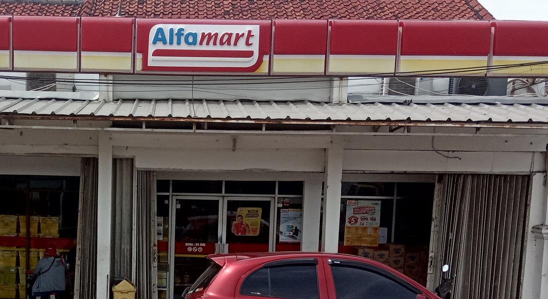 Cara top up OVO di Alfamart dan gerai retail rekanan lainnya