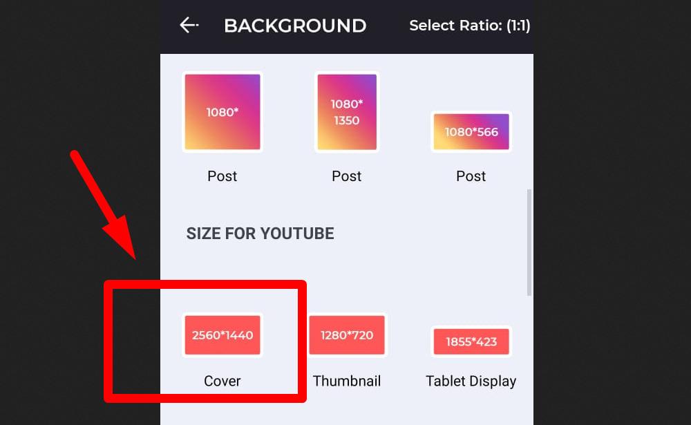 Cara membuat header youtube keren dan ukurannya pas tak terpotong
