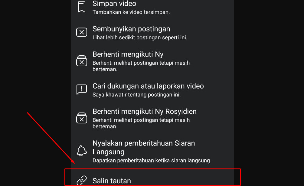 Cara download video di FB (PC dan HP) via browser (tanpa aplikasi)