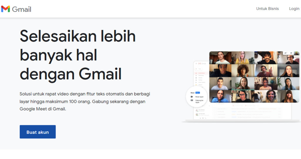 Manfaat buat akun gmail