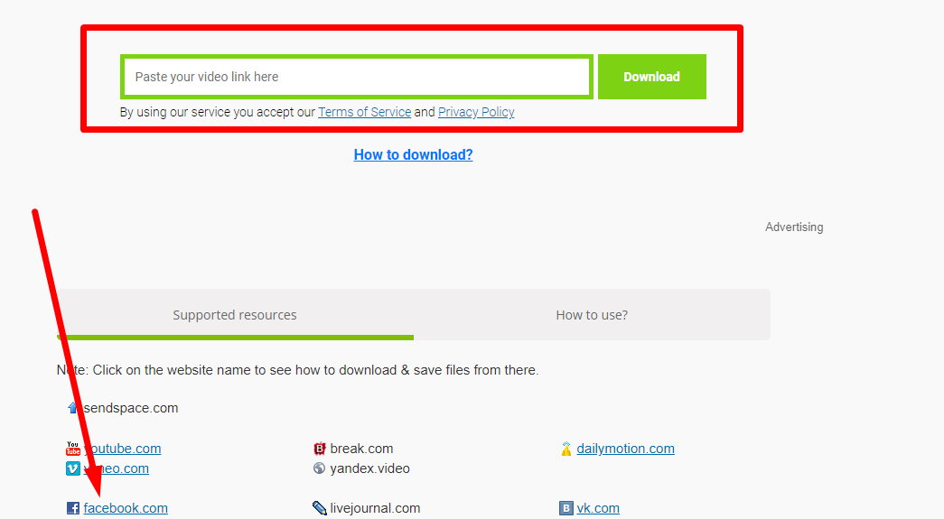 Free download online facebook video downloader