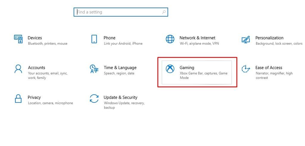 Gambar 1 - Cara merekam layar laptop Windows 10 - Aktivasi fitur game bar