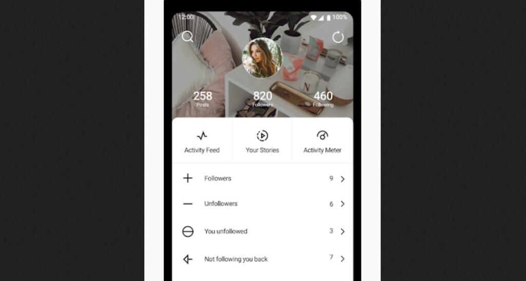FollowMeter, Unfollowers Analytics for Instagram