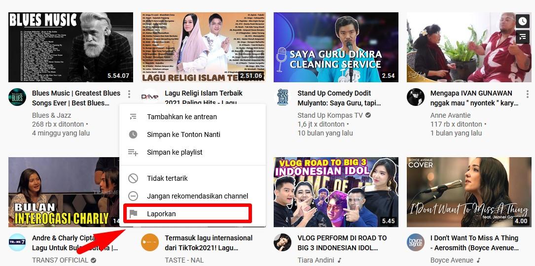 Tutorial menghapus video di Youtube orang lain (kasus re-uploading)